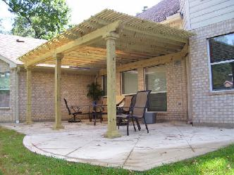 Pergola And Patio Cover Designs And Ideas Circle D Construction