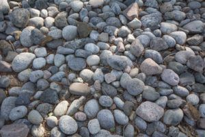 French Drain Rocks