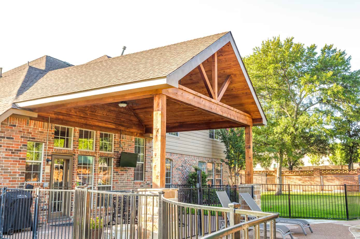 Outdoor Living Patio Cover Options Circle D Construction