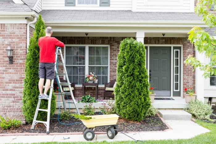 spring home maintenance, Spring Home Maintenance Checklist